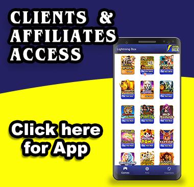 Client and Affiliates portal